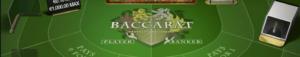 Baccarat Edge Sortering