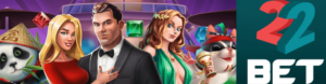 Beste casino sommerminner - 22bet